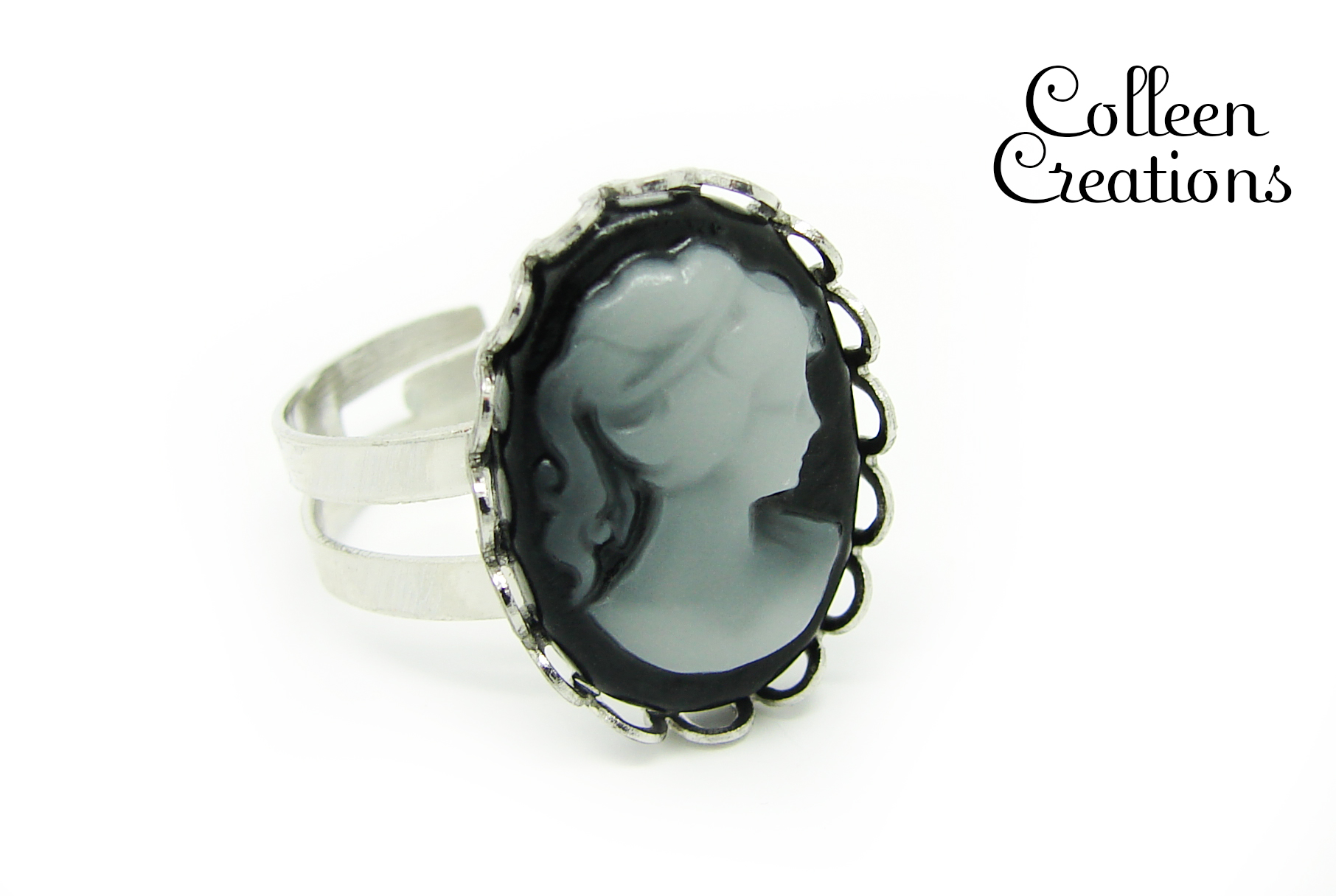 bague-camee-lady-noire-translucide