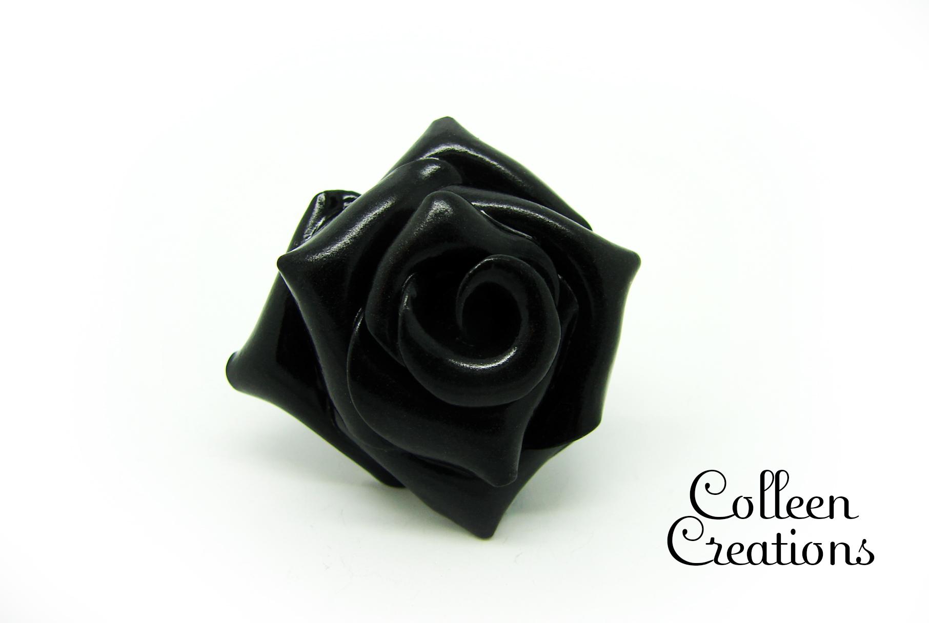 bague-rose-noire