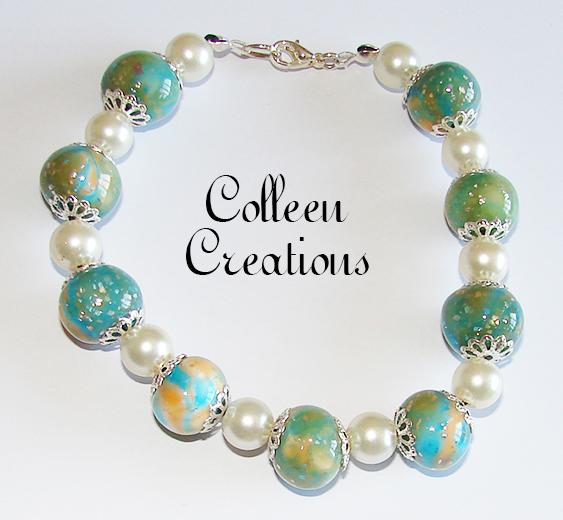 bracelet-bleu-orange-2