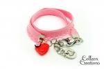 bracelet-ruban-rose-coeur