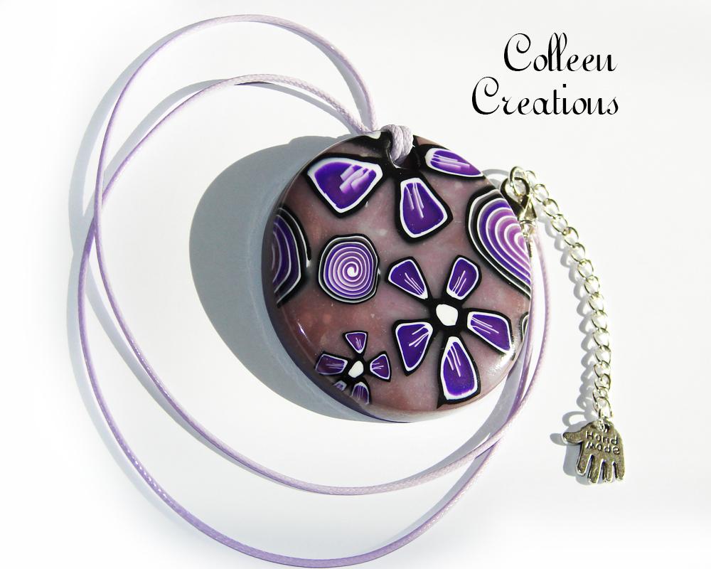 medaillon-fleurs-violettes-2