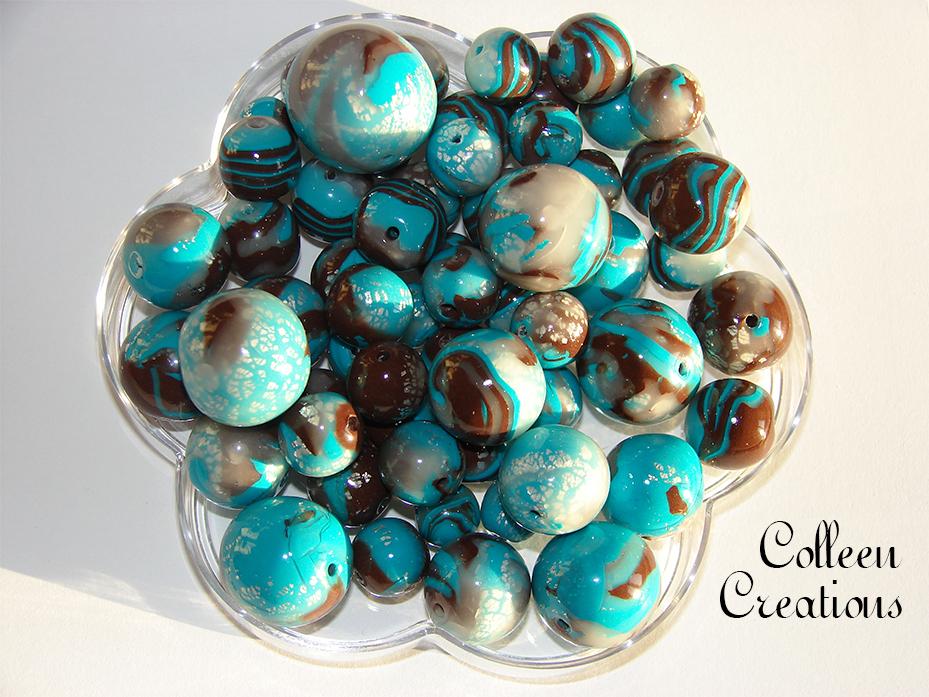 perles-marron-turquoise